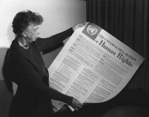 Елеонора Рузвельт і Загальна декларація прав людини